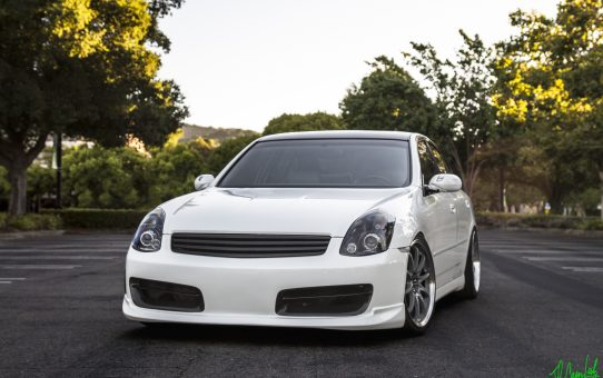 The Papa of G35's {feature 2}